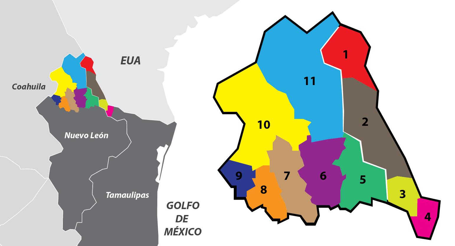 territorio diocesis de nuevo laredo